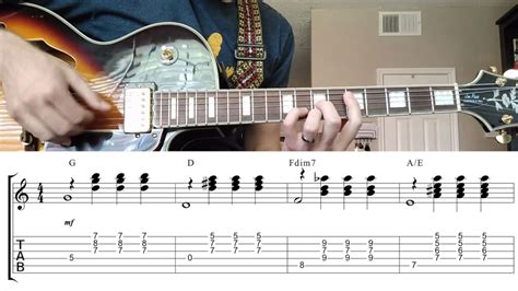 rose theme guitar s town theme for guitar a rose for emily with tabs and