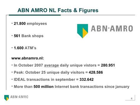 abn amro bank nl abn amro on q go