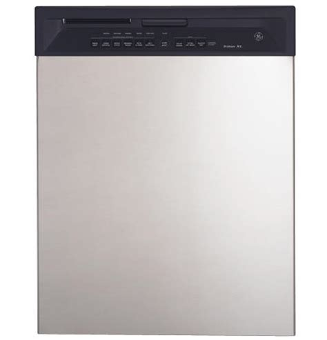 ge triton xl dishwasher ge triton 174 xl built in dishwasher gsd6660gss ge appliances