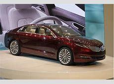 2013 Lincoln MKZ Preview: 2012 Detroit Auto Show Live ... Lincoln Mkz 2013 Recalls