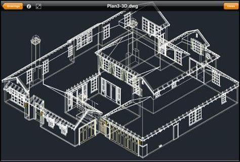 Home Design 3d Ipad App Free free turboviewer is first 3d dwg viewer on ipad graphicspeak