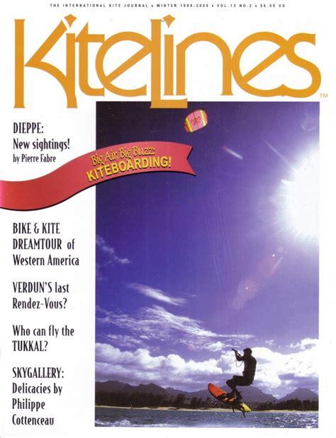 calameo vol 13 no 2 enero 2012 kite lines vol 13 no 2 winter 1999 2000 kitelife 174