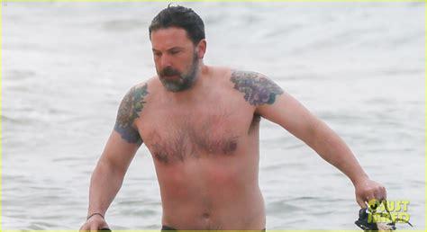 ben affleck tattoos ben affleck in hawaii