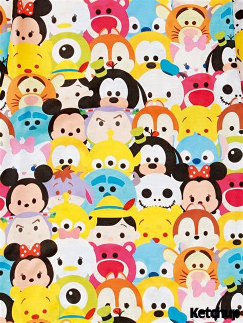wallpaper iphone disney tsum tsum disney tsum tsums i can name all of these characters