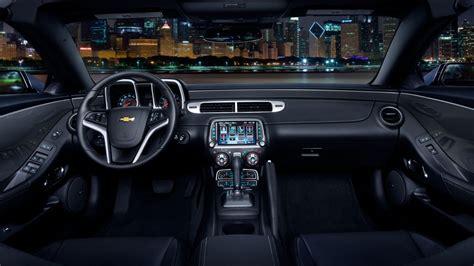 camaro 2015 interior automotivetimes 2015 chevrolet camaro review