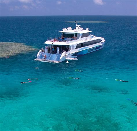 catamaran hire mission beach the tour specialists cairns