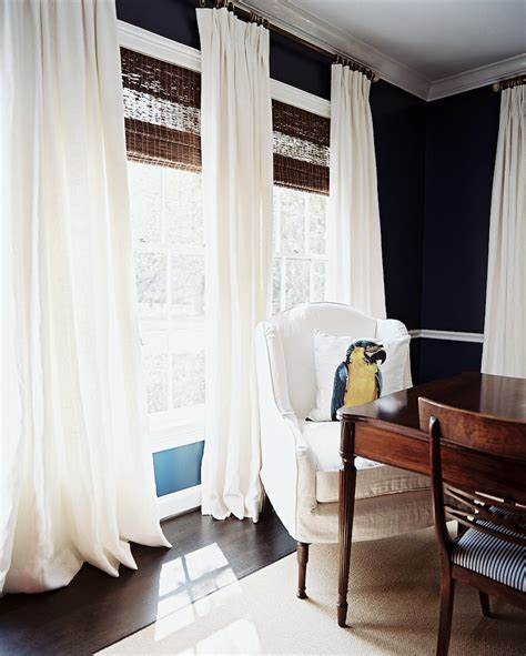 white curtains on white walls everything you need to know about classic woven wood blinds