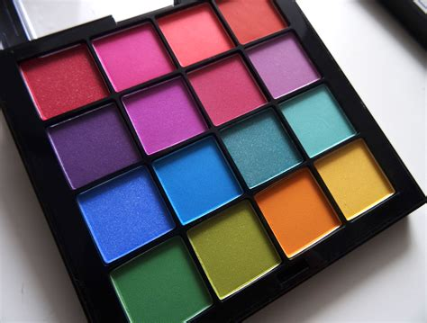 Nyx Ultimate Eyeshadow Palette nyx ultimate palettes the skincare shop