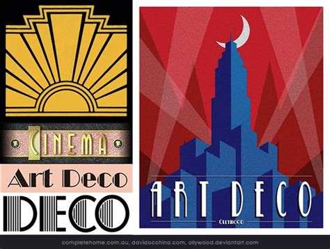 design movement art deco going retro four design styles you can use
