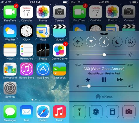 give your iphone an ios 7 makeover with this new theme apple ios 7 review massive makeover makes ios feel new