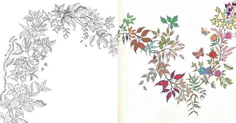secret garden coloring book outfitters 秘密花園 美術 誠品網路書店