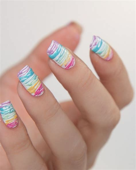 easy clean up nail art les 25 meilleures id 233 es de la cat 233 gorie nail art facile