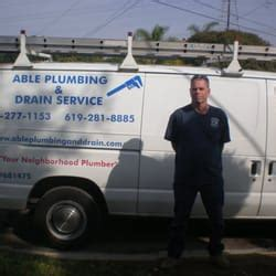 Able Plumbing by Able Plumbing Drain Service 33 Reviews Plumbing