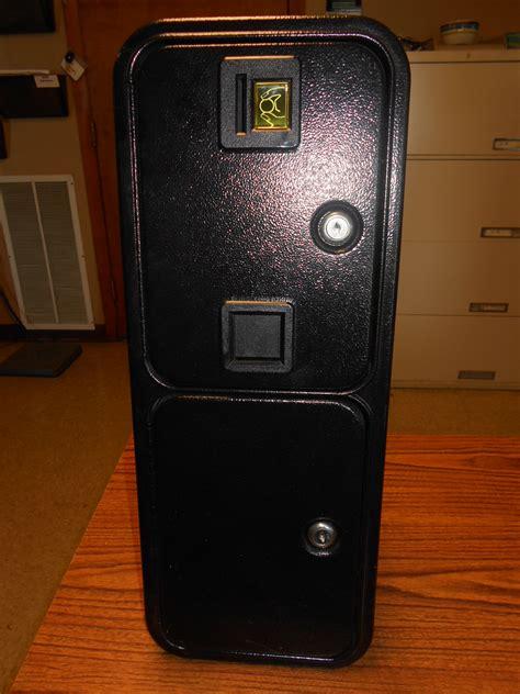 generic arcade game machine coin door  meter