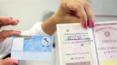 carta di soggiorno elettronica capannori comincia l era della carta d identit 224