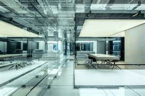 gallery of glass office soho china aim architecture 3