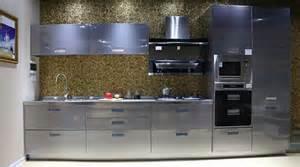 agréable Conception Cuisine Leroy Merlin #3: cuisine%20design%20laque%20grise%20SWD%202.jpg