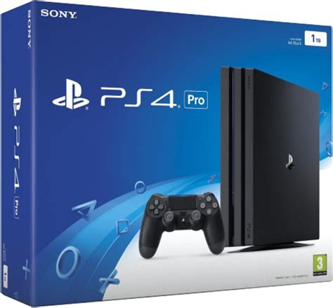 ps 4 console sony playstation 4 ps4 pro 1 tb price in india buy