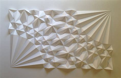 Paper Folding Documentary - artist spotlight matt shlian booooooom create