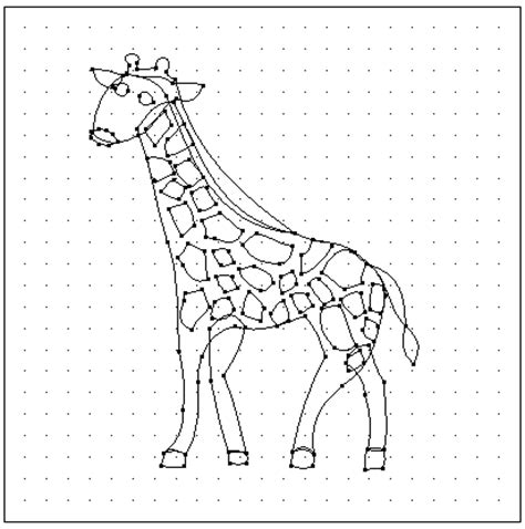 Giraffe Cut Out Template New Calendar Template Site Giraffe Templates To Print