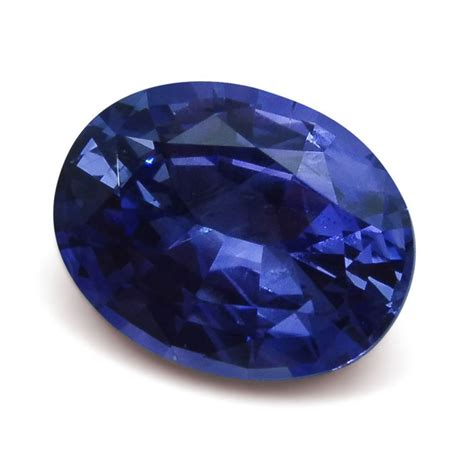 Blue Sapphire 3 27 Ct colour change sapphire blue to violet 3 39 ct catawiki
