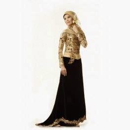 Model Baju Kebaya Muslim Untuk Wisuda Terbaru 2015
