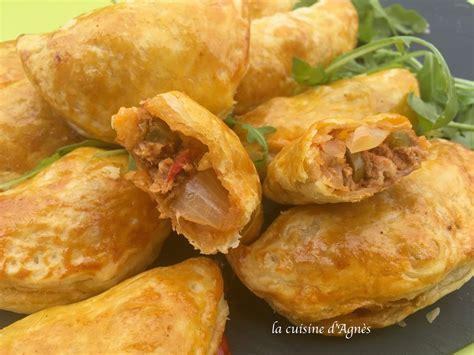 thon cuisine empanadas au thon blogs de cuisine