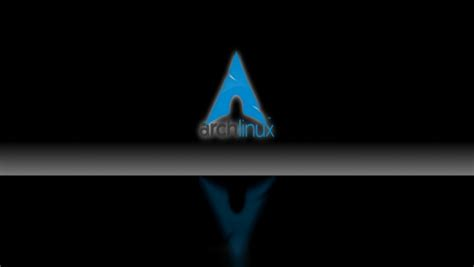 Arch Linux Black W the gallery for gt arch linux wallpaper green