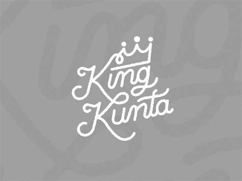 king kunta king kunta by mike polak dribbble