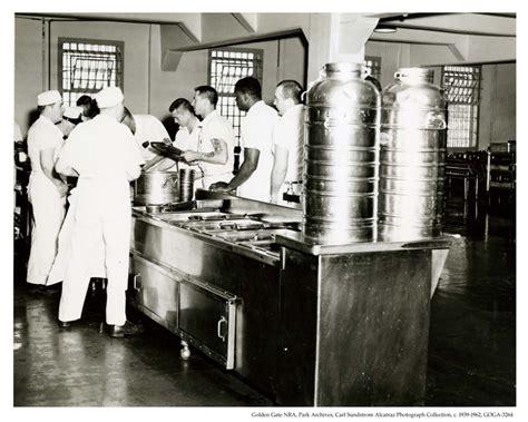 inmates of u s military prison alcatraz island