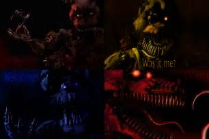 Nightmare animatronics background by randomwolfdragon on deviantart