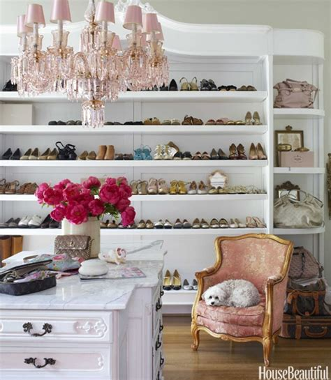 beautiful closets 40 pretty feminine walk in closet design ideas digsdigs