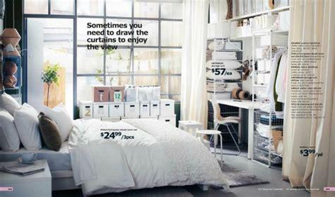 no closet in bedroom ikea 2012 catalog