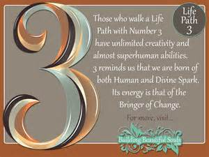 number meaning numerology 3 path number 3 numerology meanings