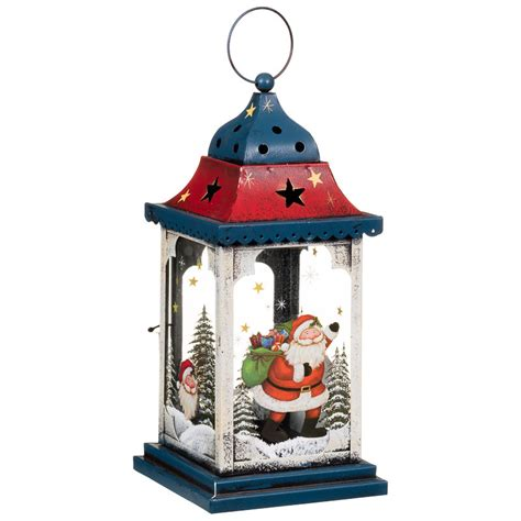 santa claus christmas lantern christmas decorations b m