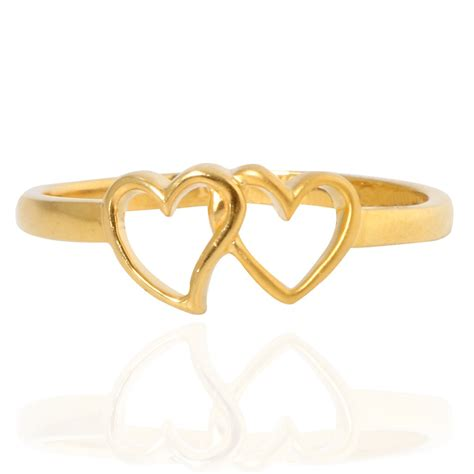 d gold ring gold rings for