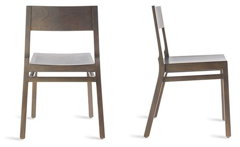 Timber Stackable Dining Chair Hivemodern Com Stackable Dining Chairs