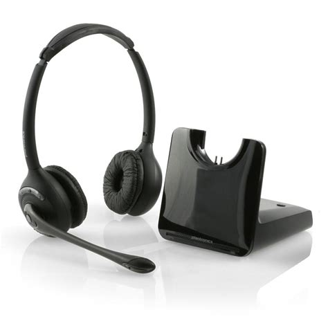 Office Headset by Top 4 Wireless Headset For The Office Headsetplus