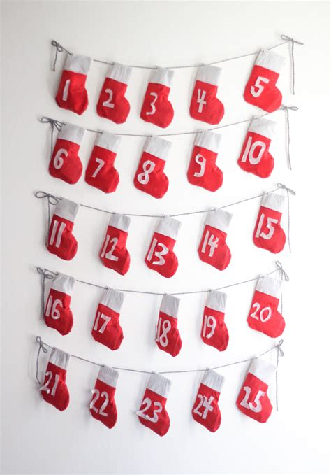 How To Make A Paper Advent Calendar - 10 advent calendars for to celebrate make and takes