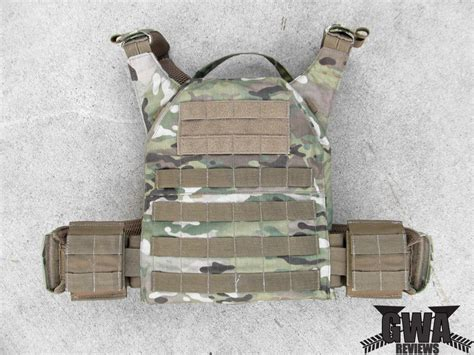 fight light plate carrier tactical tailor fight light plate carrier review gear