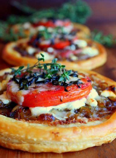 tomato tart ina garten easy tomato goat cheese and prosciutto tarts ina garten