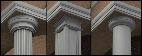 html imagenes en columnas poliestireno columnas decorativas con pol 237 mero