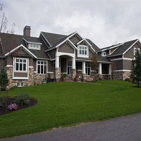 exterior home design kansas city 12 best brown siding images on pinterest exterior paint