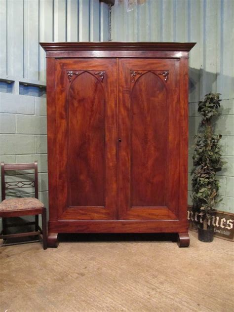antique mahogany armoire antique 19th cent french mahogany armoire wardrobe antiques atlas