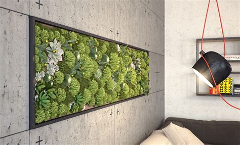 5 Kiev Apartments With Verdant Vertical Gardens And Other Wall Garden Indoor