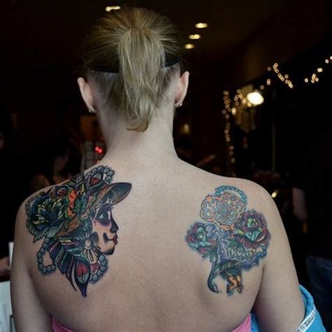shoulder tattoo women tattoo collections