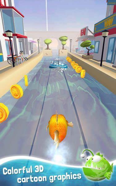 fish out of water apk run fish run 2 apk v1 0 0 mod money apkmodx