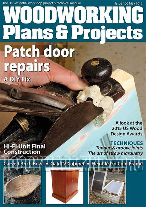 woodworking books free woodworking plans projects may 2015 187 hobby magazines