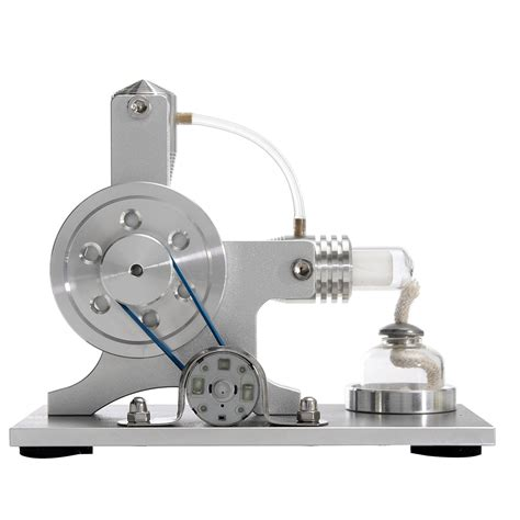 stirling engine model physical motor power generator