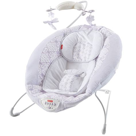 Labeille Bouncer Portable Rocker Cc 9900 fisher price fairytale newborn deluxe bouncer with baby mobile lavender dpw08 ebay